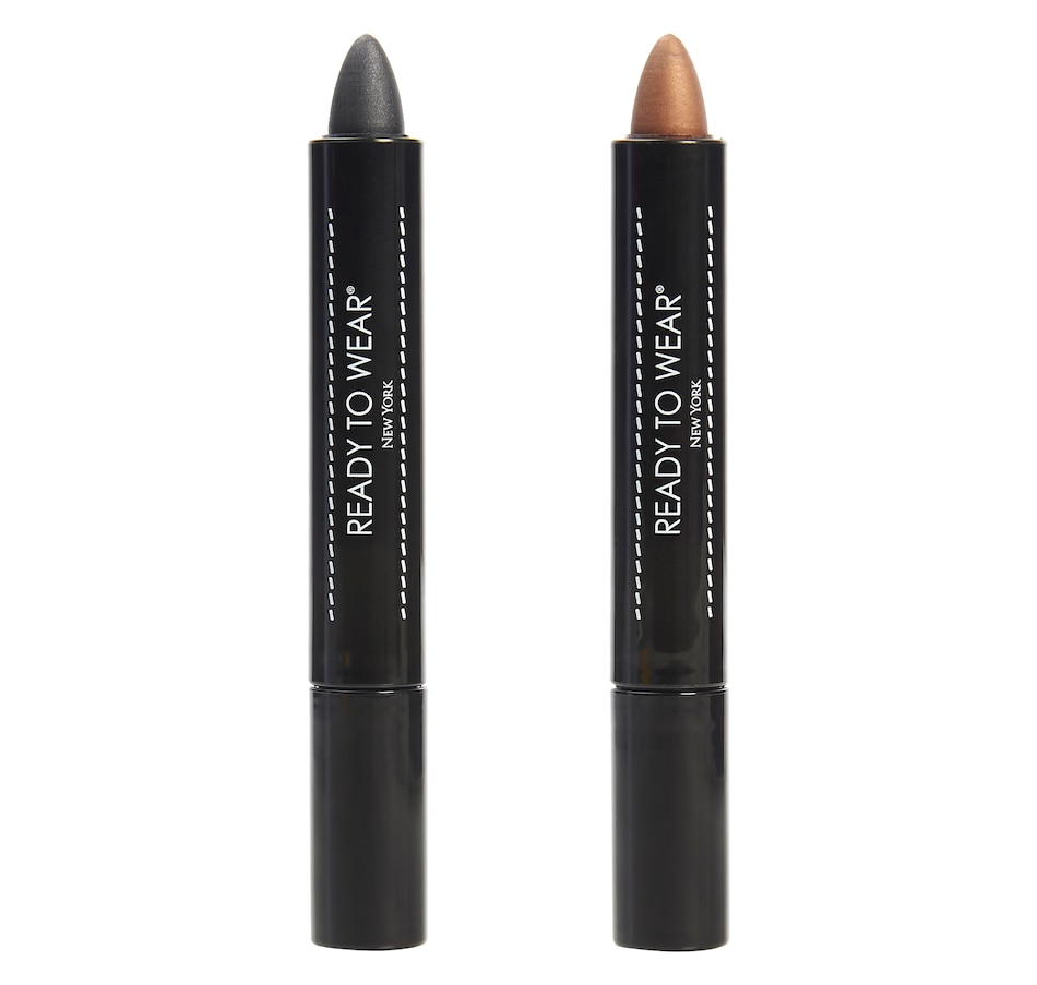Image 447913.jpg , Product 447-913 / Price $19.88 , Ready To Wear 2-In-1 Eye Shadow Stick & Liner Duo from Ready to Wear Beauty on TSC.ca's Beauty department