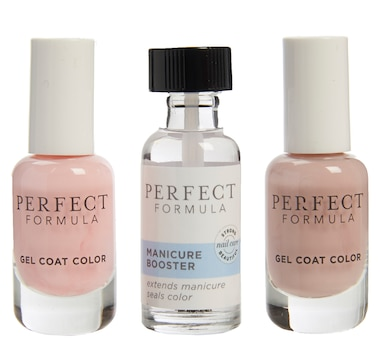 Perfect Formula Gel Coat Duo with Manicure Booster