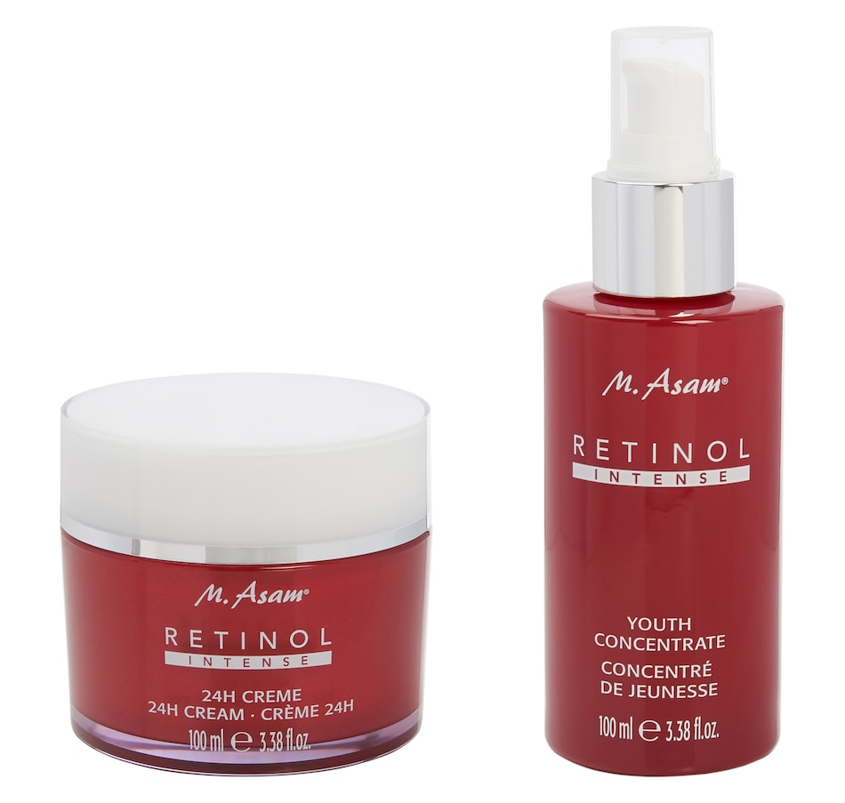 Image 448152.jpg , Product 448-152 / Price $69.99 - $145.00 , M. Asam Retinol Intense 2-Piece Skin Care Collection from M. Asam on TSC.ca's Beauty department