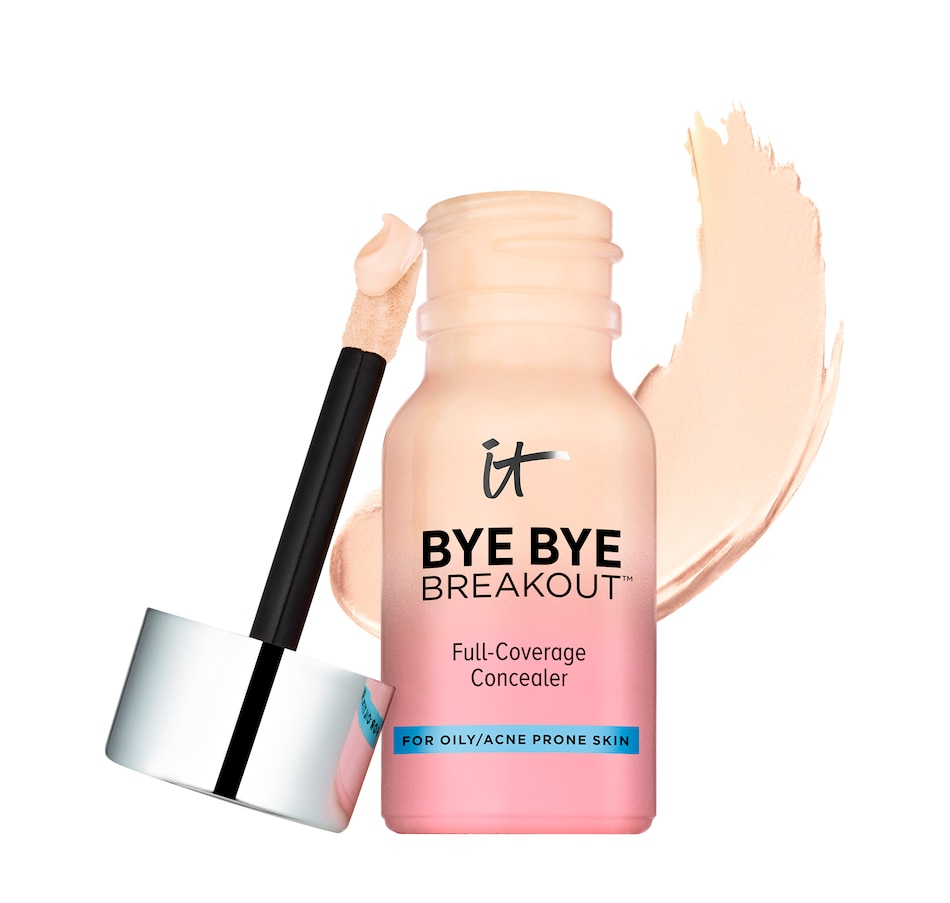 Image 448349_FIY.jpg , Product 448-349 / Price $38.00 , IT Cosmetics Bye Bye Breakout Full Coverage Concealer from It Cosmetics on TSC.ca's Beauty department