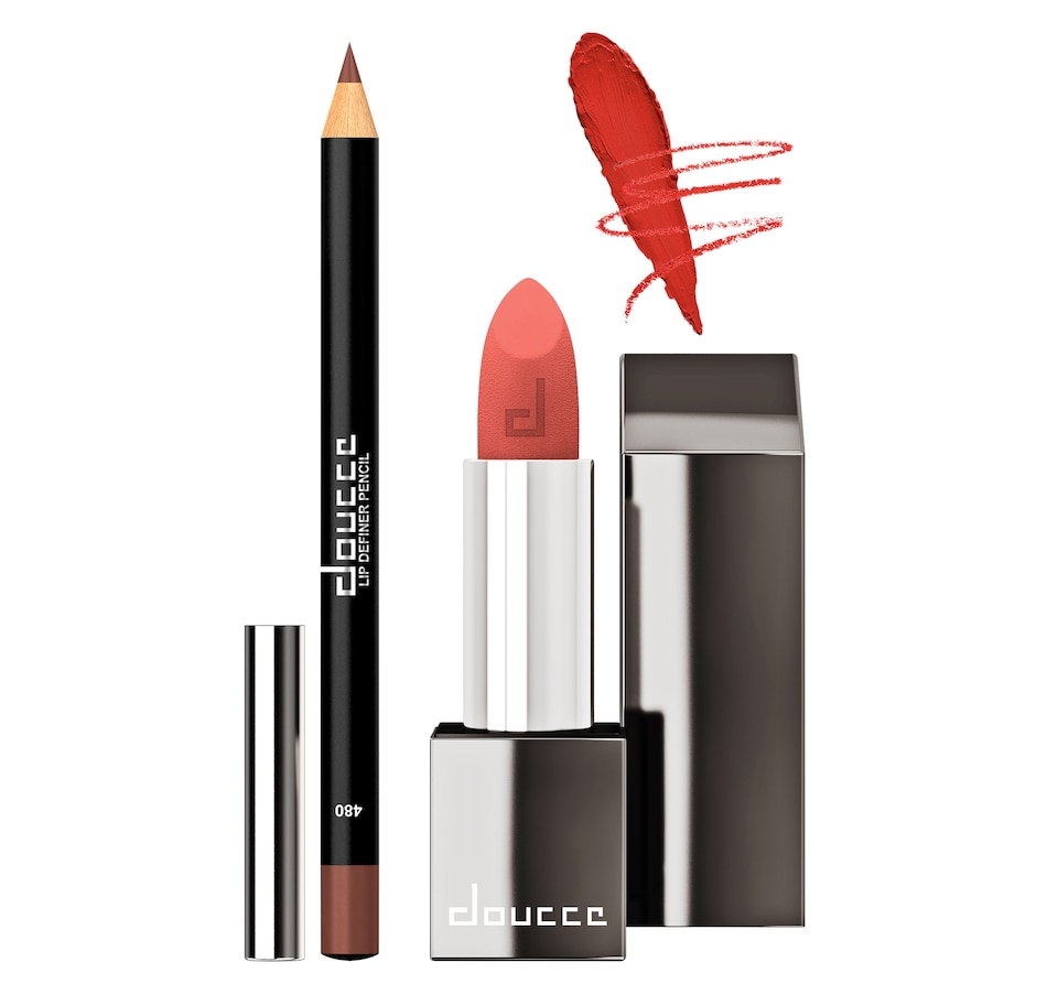 Image 448435_MMAMR.jpg , Product 448-435 / Price $46.00 , Doucce Lip Kit from Doucce Cosmetics on TSC.ca's Beauty department