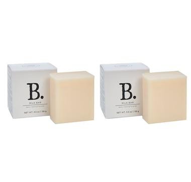 Beekman 1802 Triple Milk Facial Bar Duo