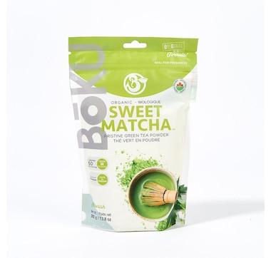 BoKU Organic Sweet Matcha