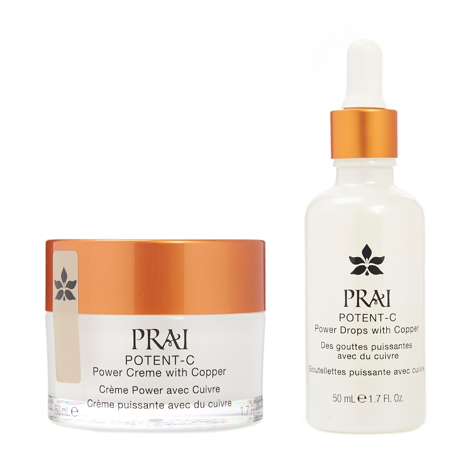 Image 448625.jpg , Product 448-625 / Price $59.99 , PRAI BEAUTY Potent-C Duo from PRAI on TSC.ca's Beauty department