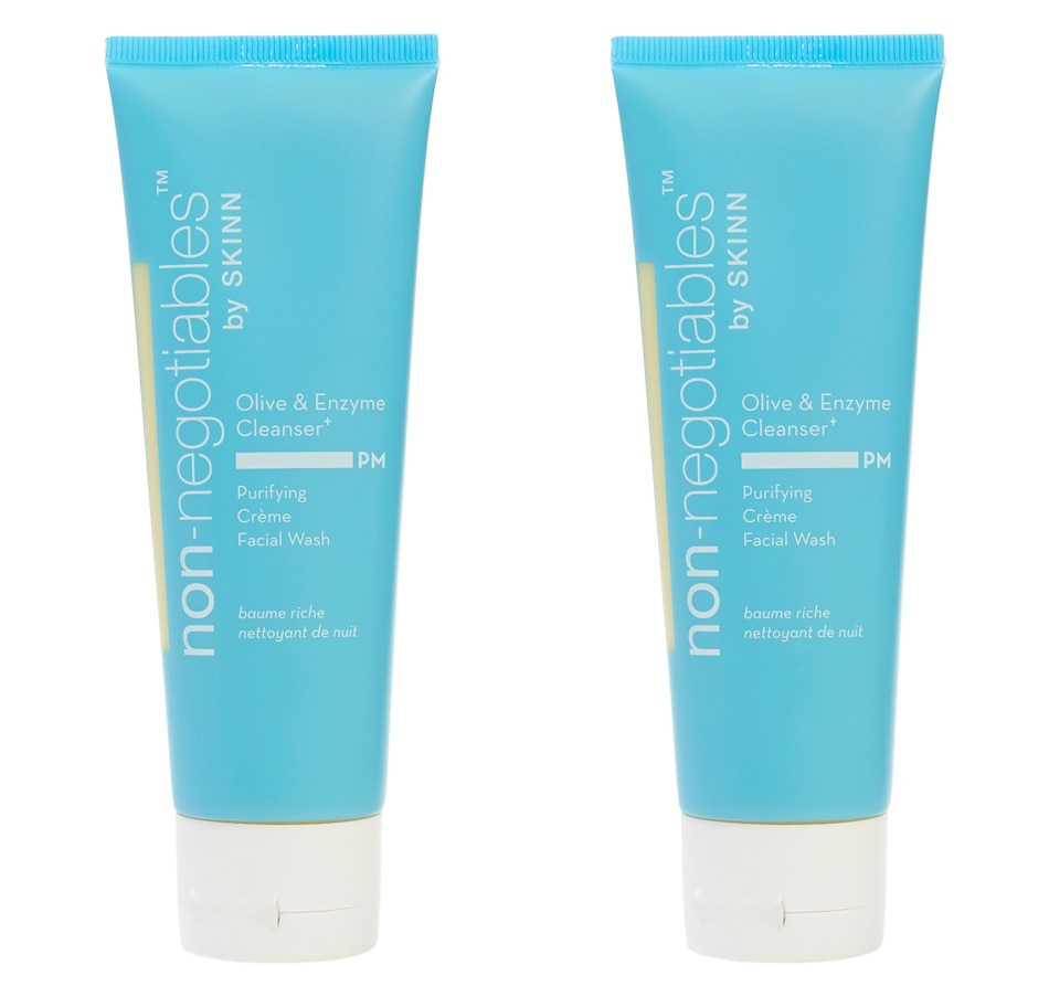 Image 448633.jpg , Product 448-633 / Price $39.99 , SKINN Olive and Enzyme Cleanser Duo  on TSC.ca's Beauty department