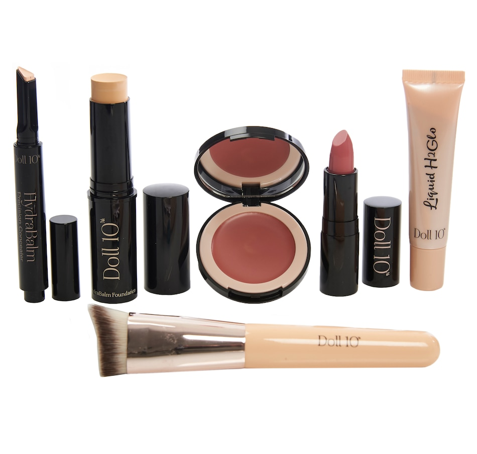 Image 448724_FIY.jpg , Product 448-724 / Price $160.00 , Doll 10 6-Piece Hydrabalm Bundle from Doll 10 on TSC.ca's Beauty department