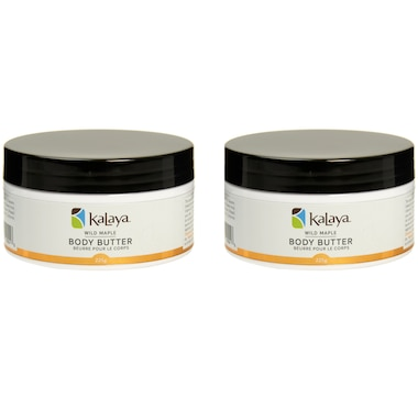 Kalaya Supersize Wild Maple Body Butter BOGO