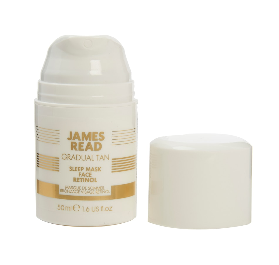 Image 448736.jpg , Product 448-736 / Price $44.00 , James Read Sleep Mask Face with Retinol from James Read on TSC.ca's Beauty department