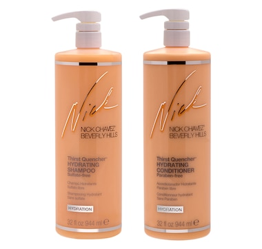 Nick Chavez Thirst Quencher Shampoo & Conditioner Duo
