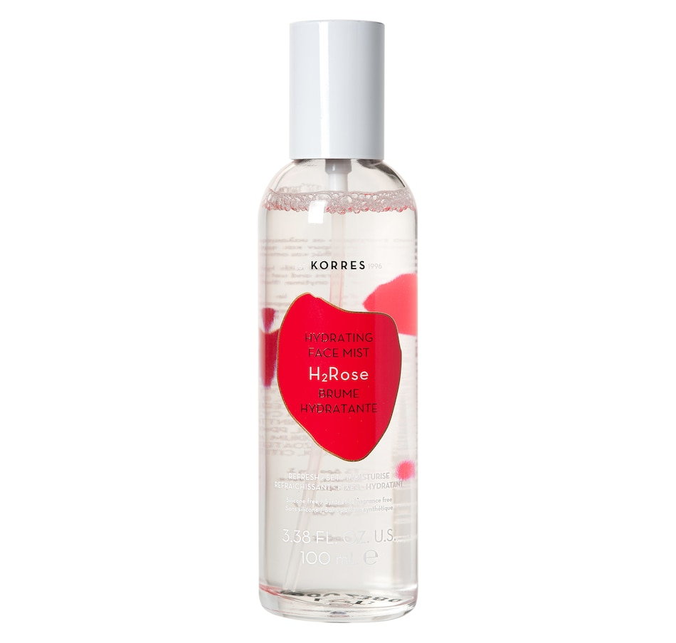 Image 448843.jpg , Product 448-843 / Price $34.50 , KORRES Wild Rose H2Rose Hydrating Face Mist from KORRES Natural Products on TSC.ca's Beauty department