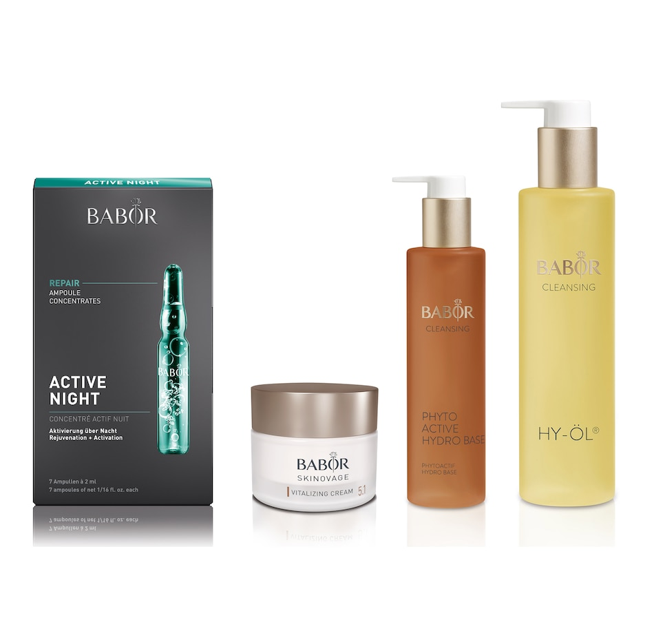 Image 448933.jpg , Product 448-933 / Price $174.00 , Babor Cleansing & Active Night Bundle from Babor on TSC.ca's Beauty department