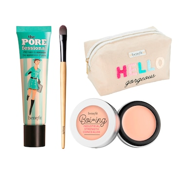 Benefit Prime & Conceal Trio Set with Bonus Cosmetic Bag
