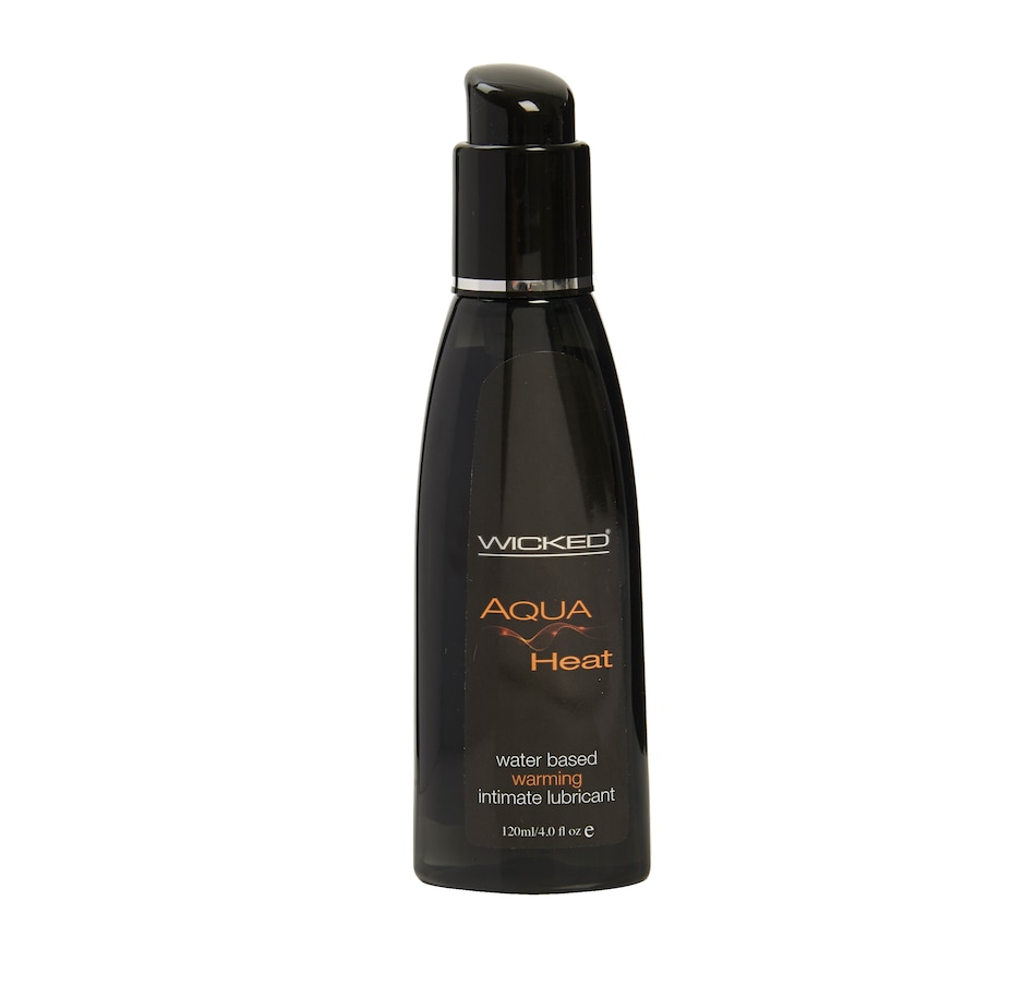 Image 449348.jpg , Product 449-348 / Price $17.99 - $24.99 , Wicked Aqua Heat Water Based Warming Lubricant from WICKED  on TSC.ca's Sexual Wellness department