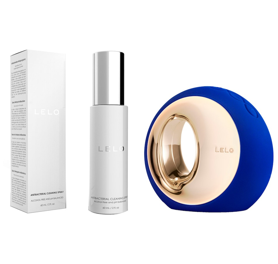 Image 449572_BLU.jpg , Product 449-572 / Price $239.00 , LELO ORA 2 Starter Kit from LELO on TSC.ca's Sexual Wellness department