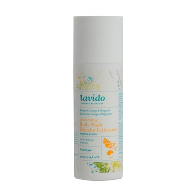 Lavido Intoxicating Body Wash - 60-Day Auto Delivery - Mandarin, Orange & Bergamot