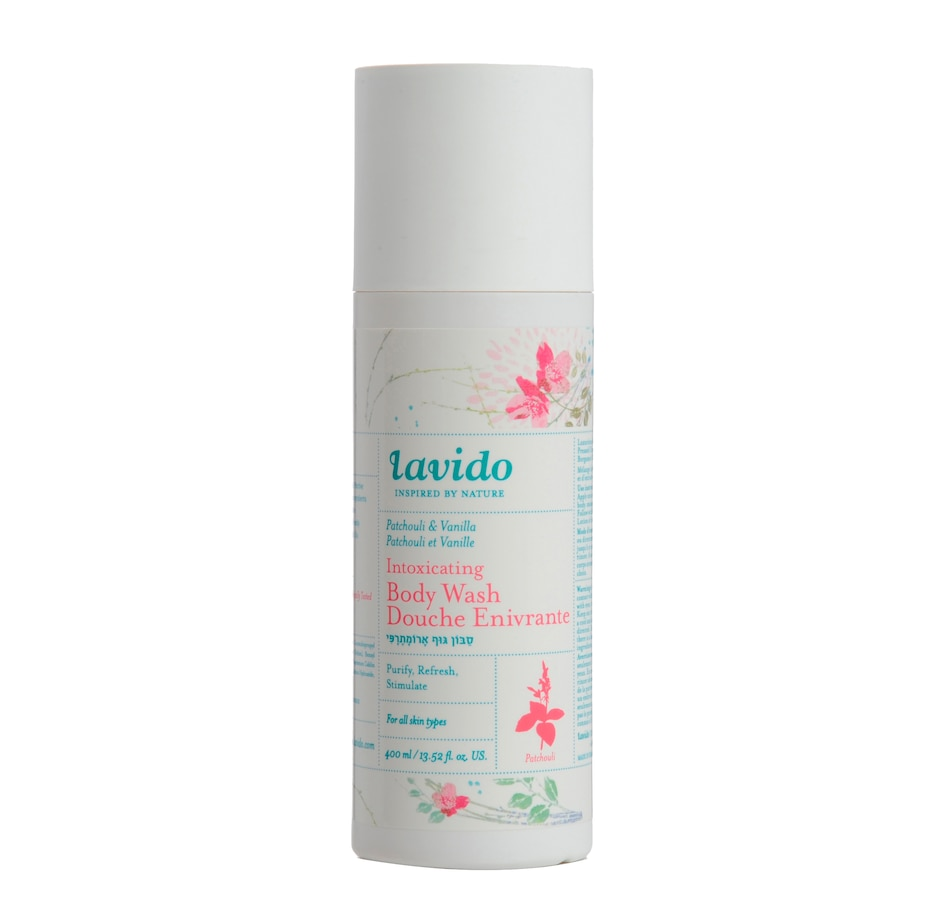 Image 449708.jpg , Product 449-708 / Price $32.00 , Lavido Intoxicating Body Wash in Patchouli, Vanilla & Almond - 60-Day Auto Delivery from Lavido on TSC.ca's Beauty department