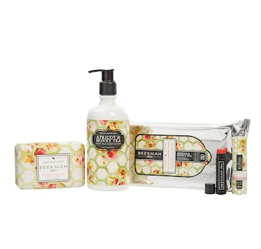 Beekman 1802 4-Piece Apricot Honey Tea Collection