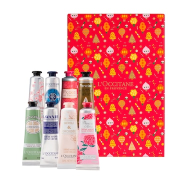 L'Occitane 8-Count Hand Cream Collection
