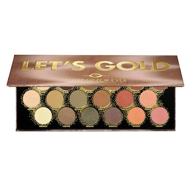 MAKE UP FOR EVER Let's Gold Eye Palette