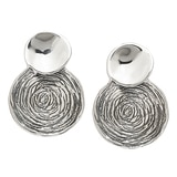Hagit Sterling Silver Earrings