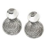 Hagit Sterling Silver Earrings
