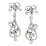 Hagit Sterling Silver Drop Earrings