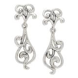 Hagit Sterling Silver Drop Earrings