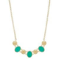 Collier Etrusca en or jaune 14 ct de Vicenza Gold