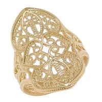 Jewellery of The Grand Bazaar Oriental Filigree Ring