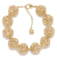 Jewellery of The Grand Bazaar Stationed Bead Bracelet