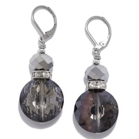 Rita Tesolin Decadence Drop Earrings