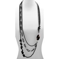Rita Tesolin The Crystal's Edge Necklace