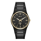 Relic Sheldon Stainless Steel Bracelet Strap Men's Watch