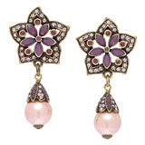 Heidi Daus Sparkling Luminescence Earrings