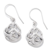 Hagit Designs Sterling Silver Drop Earrings