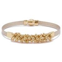 Sterling Silver Cascading Bead Bracelet