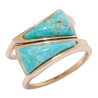 Barse Studio Soar Gemstone Ring