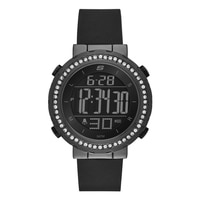 Skechers Ladies' Glitz Digital Watch - Black