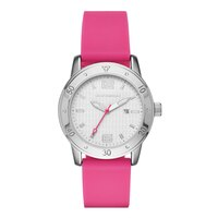 Skechers Ladies' Silicone Dial Watch - Pink