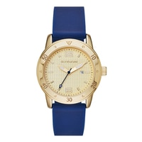 Skechers Ladies' Silicone Dial Watch - Navy