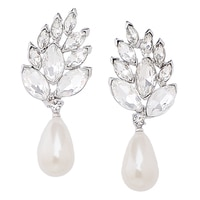 Audrey Hepburn Collection Peacock Earrings