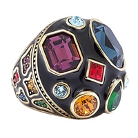 Heidi Daus Beaded Beauty Ring