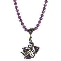 Heidi Daus Heavenly Bloom Necklace