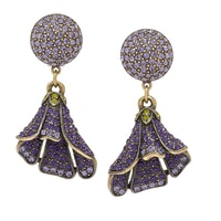 Pendants d'oreille Heavenly Bloom de Heidi Daus