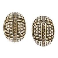 Heidi Daus Crystalicious Earrings