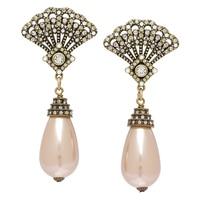 Heidi Daus Park Avenue Earrings