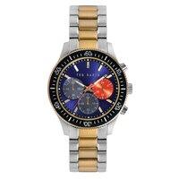 Ted Baker Men's Two-Tone Bracelet Watch