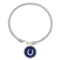 Anne Klein Coil Cable Charm Bracelet