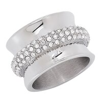 Emma Skye Crystal Band Ring