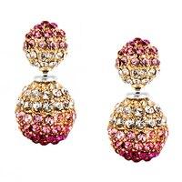 GLAMOUR Oh La La Ombre Earrings